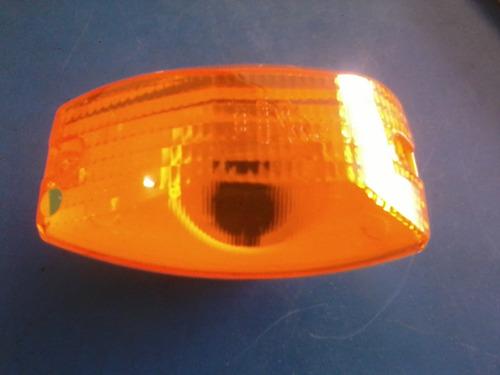 lanterna lateral pisca onibus ambar