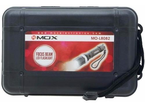 lanterna led bateria recarregável resistente à água + esojo