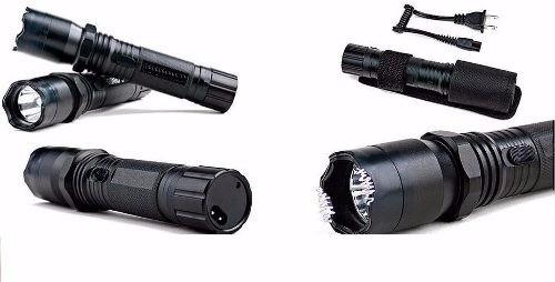 lanterna led choque potente 990.000w a melhor veja promoção