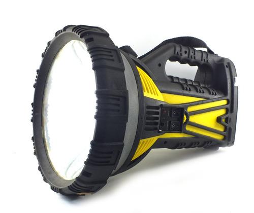 lanterna led holofote recarregável alta potência a9667
