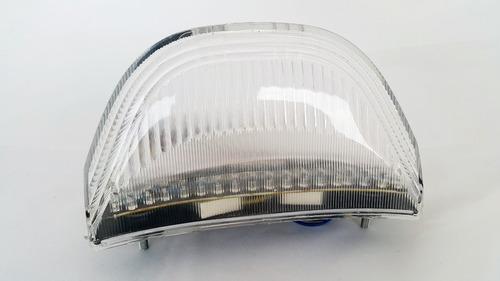 lanterna led piscas integrados cbr600rr 2003 ate 2006