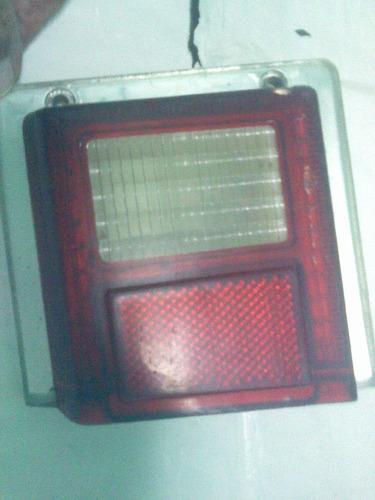 lanterna lente luz ré belina 1 75 77 traseira ld ford corcel