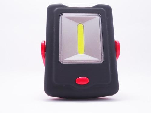 lanterna luminária magnética c/ gancho