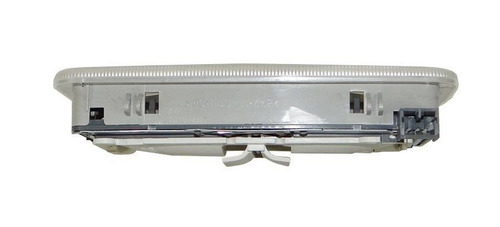 lanterna luz de teto frontal para fiat 500 10 à 14