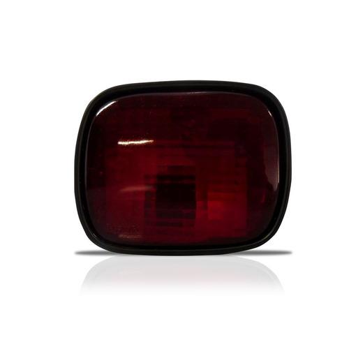 lanterna luz neblina gol bola g2 parachoque traseiro diadema