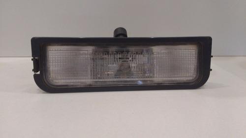lanterna luz parachoque placa gol g5 gv g6 gvi