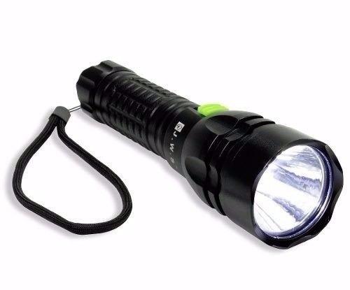 lanterna mergulho prova dágua recarregável led q5 potente