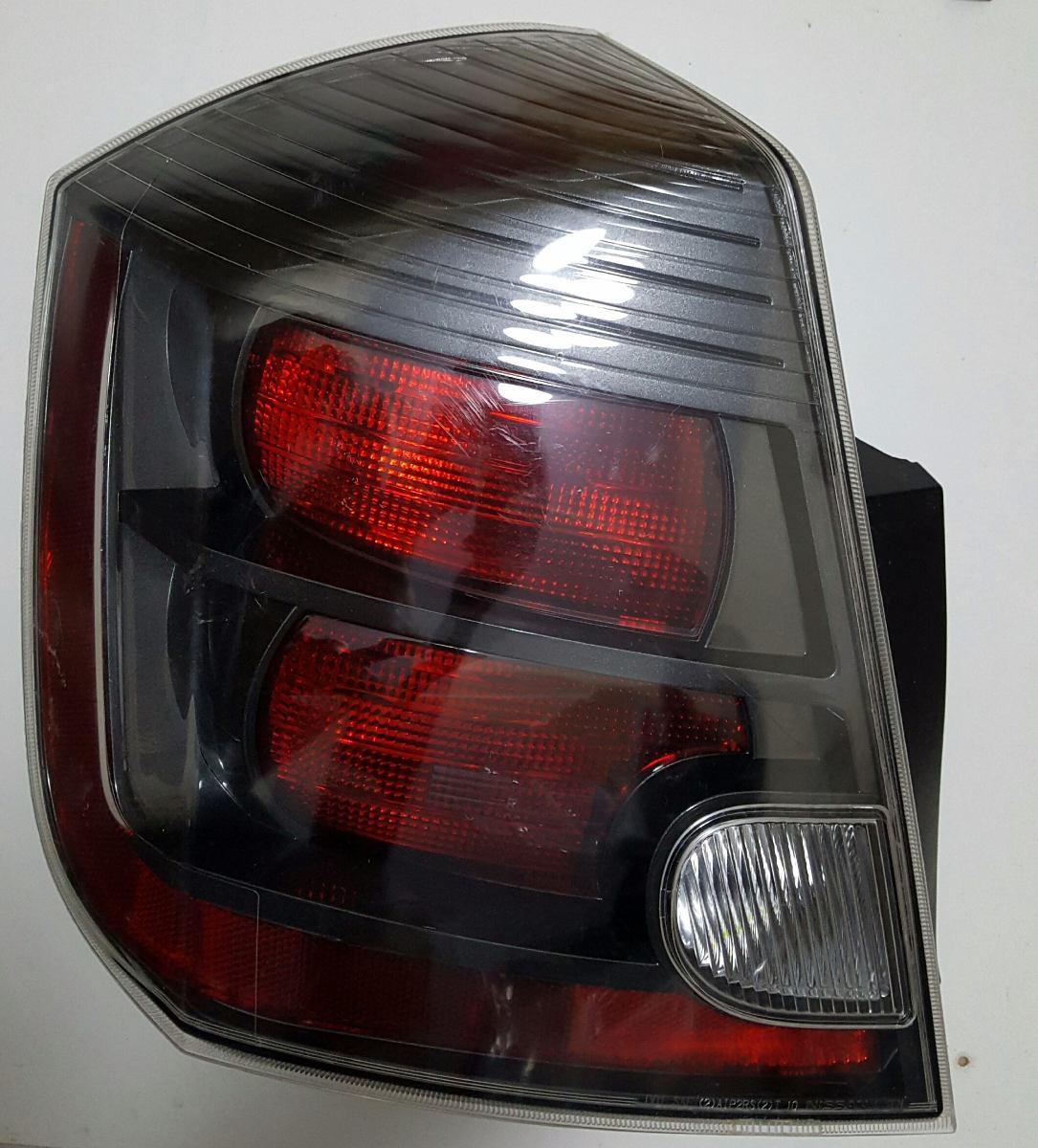 Lanterna Nissan Sentra Sr Fumê Esquerda 2012 A 2013 Original. Carregando  Zoom.