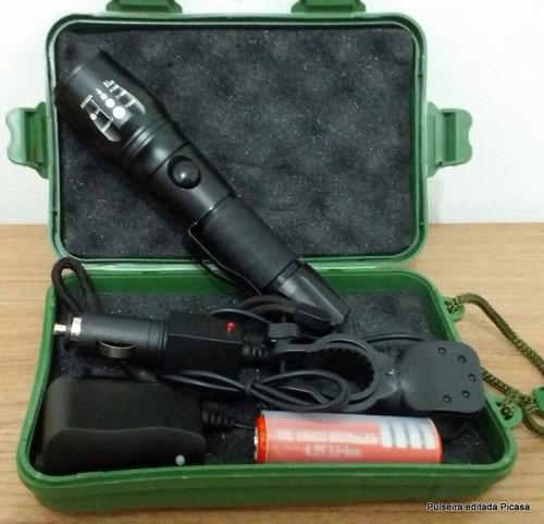 lanterna profissional para longas distâncias liquidação