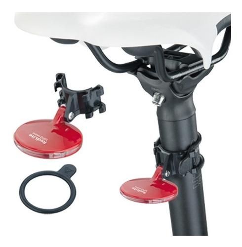 lanterna safety redlite luz vermelha ufo mini topeak