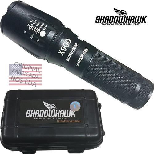 lanterna shadowhawk x900 na caixa com selo de originalidade