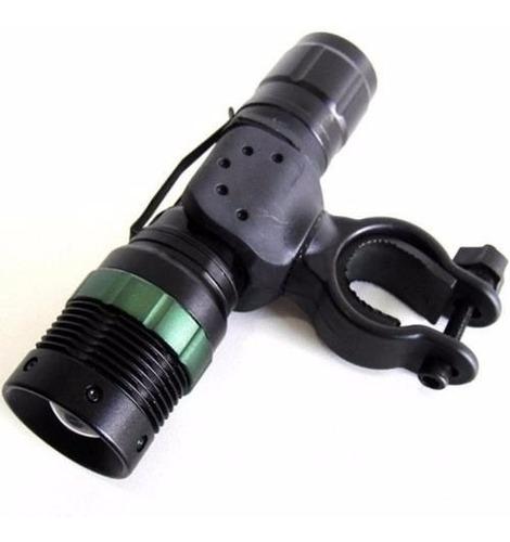 lanterna tática com alta potência ledq5 original 358000w jws