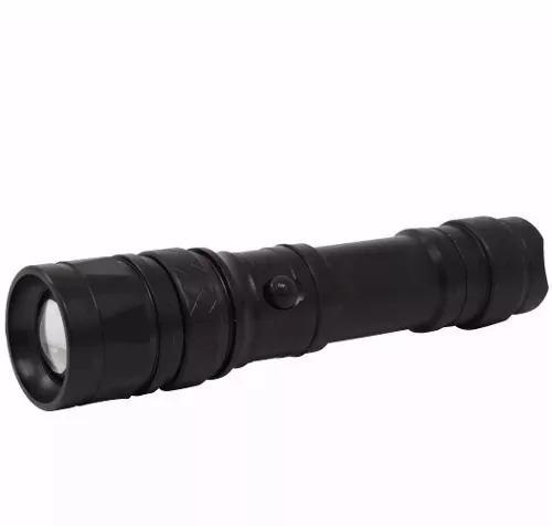 lanterna tática hy-e2 14000 lumens 5000w recarregável