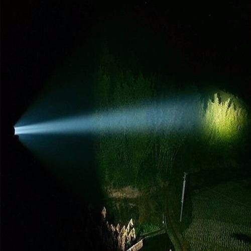 lanterna tática led cree police profissional pesca acampamen
