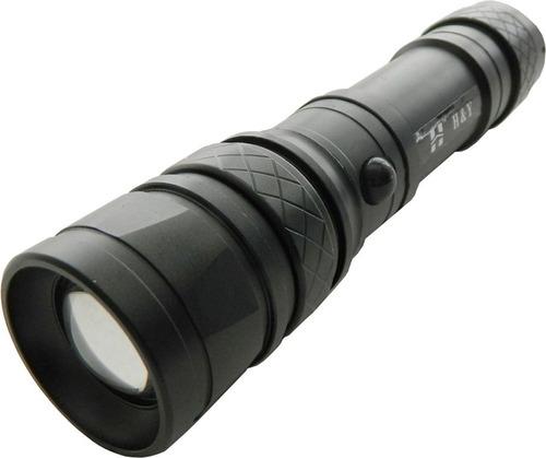 lanterna tática led rick - r-e2 - 5000w - 14000 lumens