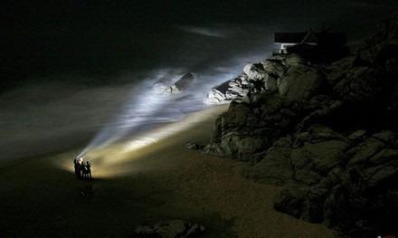 lanterna tática led t6 5 funções longo alcance alta potência