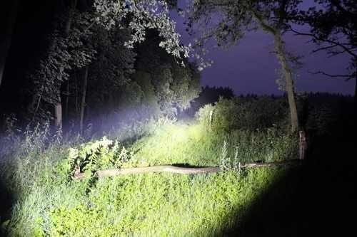 lanterna tatica profissional police recarregavel sinalizador