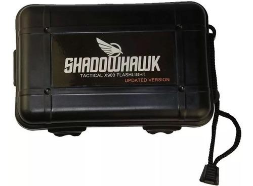 lanterna tática shadowhank x900 original na caixa