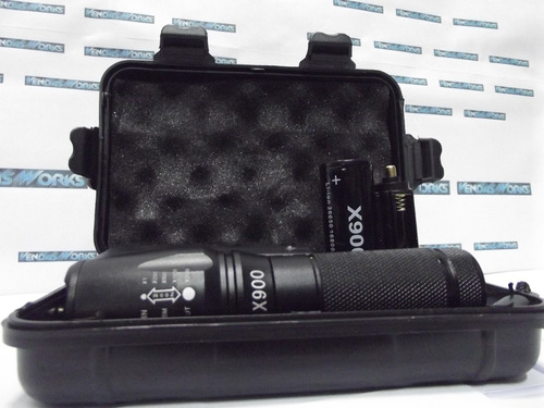 lanterna tatica x900 shadowhawk militar original na caixa!