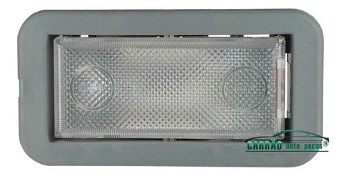 lanterna teto fiat uno elba premio produto novo cinza