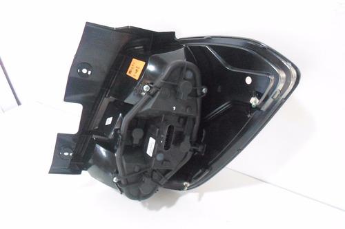 lanterna tras. le bordas pretas spin original gm - 52042194