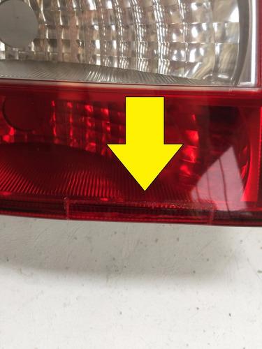 lanterna traseira astra sedan 2003//2010 esquerda recuperada