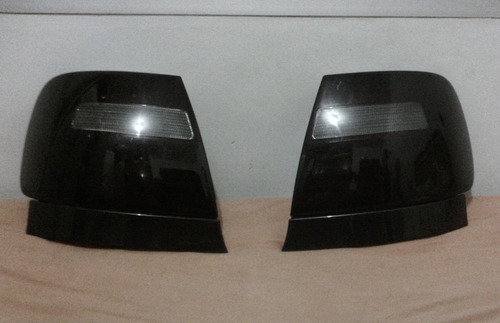 lanterna traseira  black  original do audi a4 de 1995 a 2001