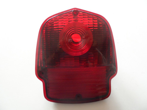 lanterna traseira caminhão ford c/ vigia
