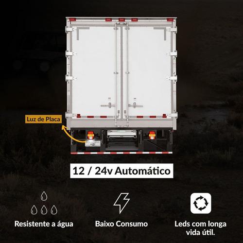 lanterna traseira caminhão vw constellation marmita led par