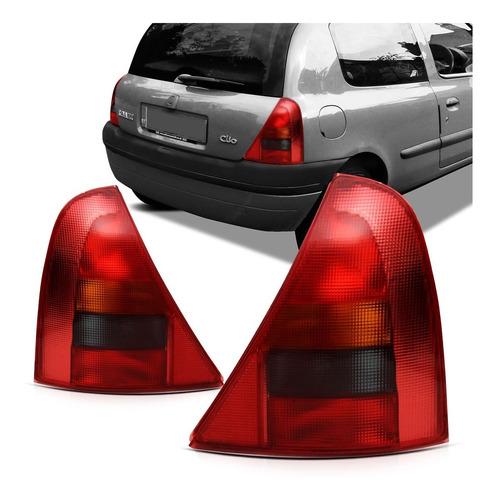 lanterna traseira clio hatch 99 2000 2001 2002 2003