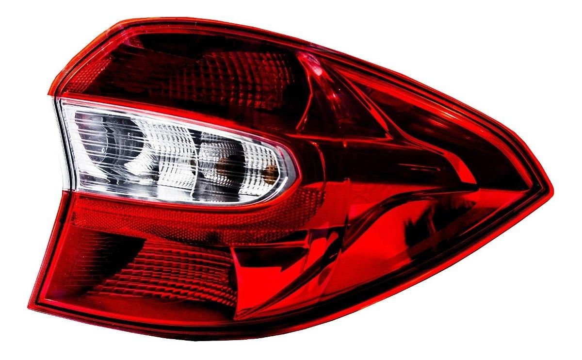 Lanterna Traseira Completa Cristal Ford Ka 2019 R 382 05 Em