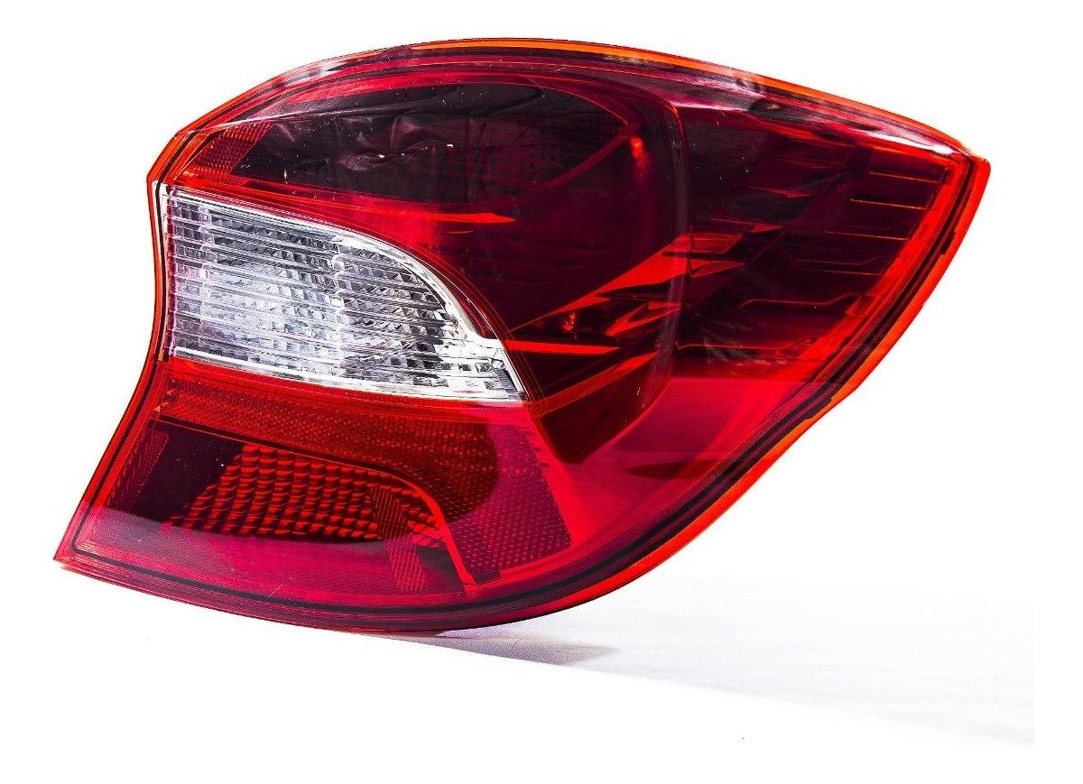 Lanterna Traseira Completa Cristal Ford Ka 2019 J7bz13404f R