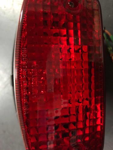 lanterna traseira completa original honda today titan cbx