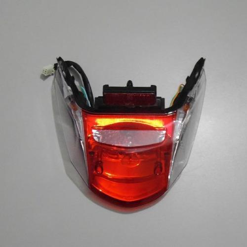 lanterna traseira completa traxx sky 125