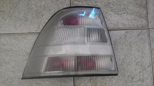 lanterna traseira cristal do vectra 1996-1999 ( esquerdo )