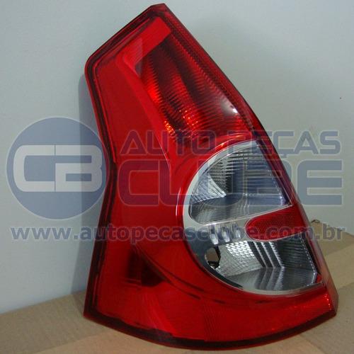 lanterna traseira cristal renault sandero 07 a 11 le cibie