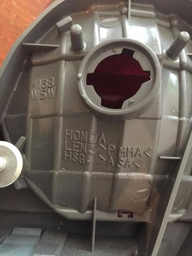 lanterna traseira da tampa l.e do civic 04/06 original nova
