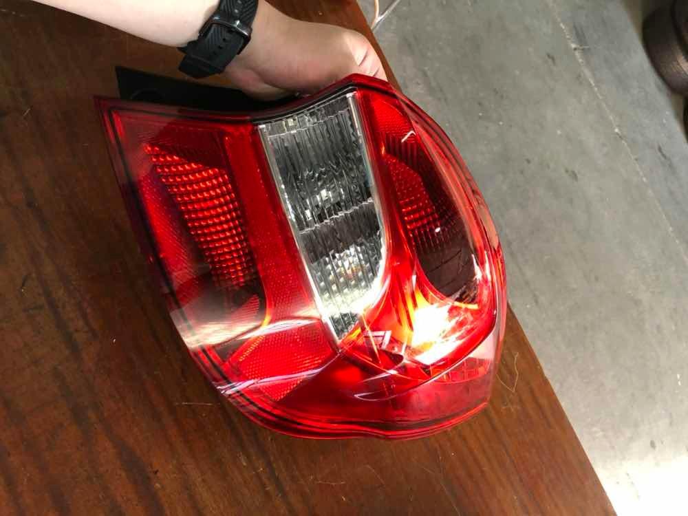 Lanterna Traseira Esquerda Ford Ka Hatch 2019 2019 Original R