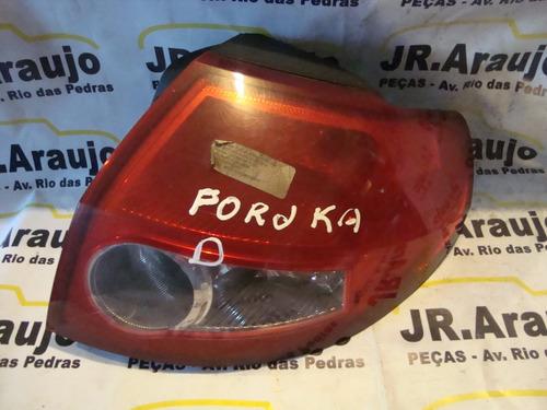 lanterna traseira direita original ford ka