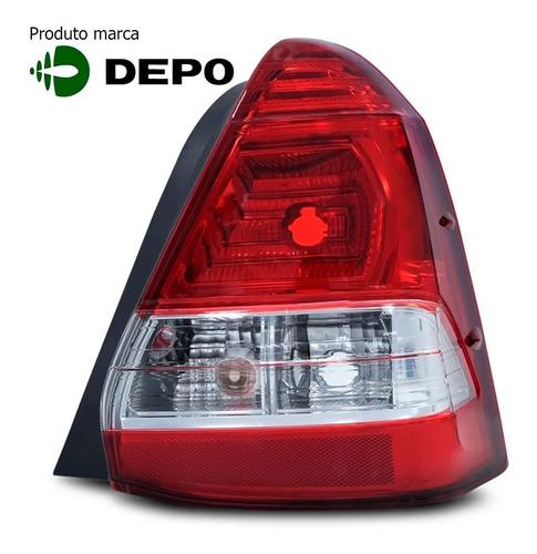 lanterna traseira etios sedan 2013 2014 2015 2016 2017 depo