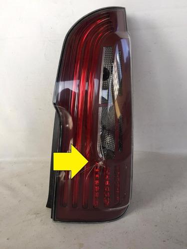 lanterna traseira fiat idea 11/15 original c/detalhe direita