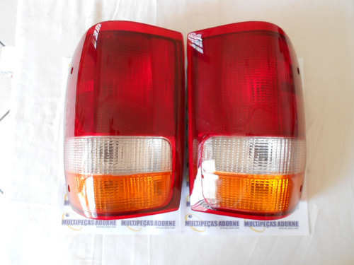 lanterna traseira ford ranger par