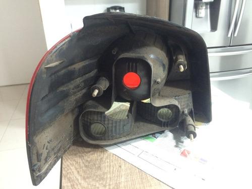 lanterna traseira fumê pálio original - lado direito