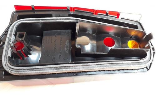 lanterna traseira fume ld fiat elba 86/96 original m'carto