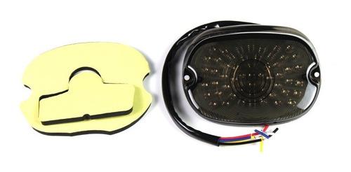lanterna traseira harley com pisca sportster 883 1200 hd led