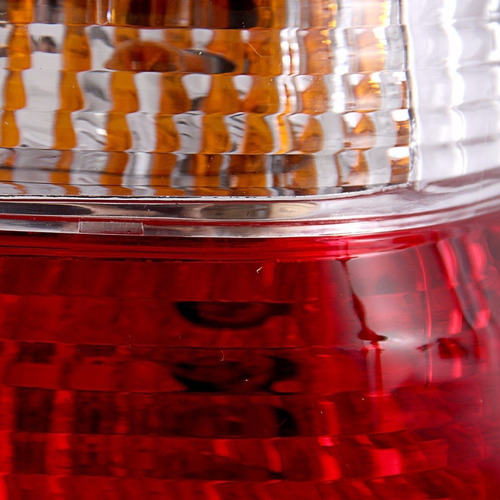 lanterna traseira hilux sw4 2001 2002 bicolor