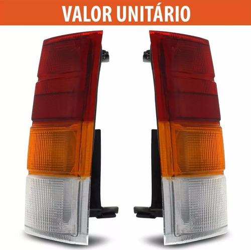 lanterna traseira ipanema 89 90 91 92 93 até 98 tricolor