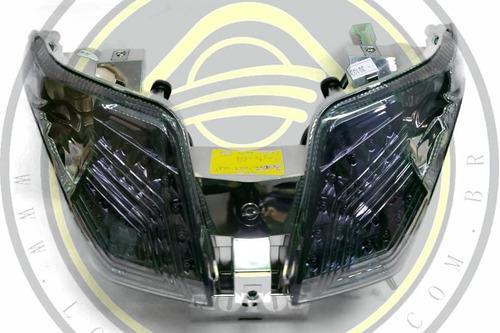 lanterna traseira led dafra citycom 300 original 30102-a21