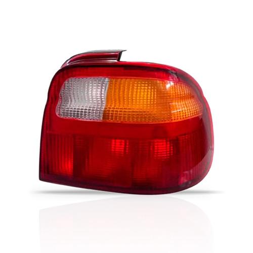 lanterna traseira logus 92 93 94 95 96 98 tricolor direito