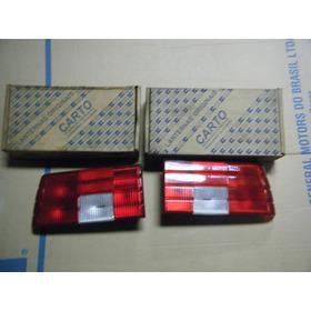 Lanterna Traseira Monza 1982/83/84/85 Original M. Carto Nova